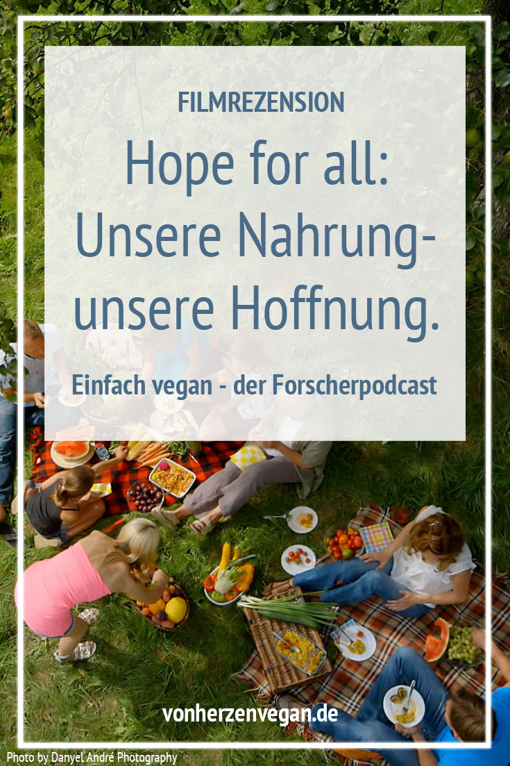 "Folge 16 - ""Hope for all"" von Nina Messinger"