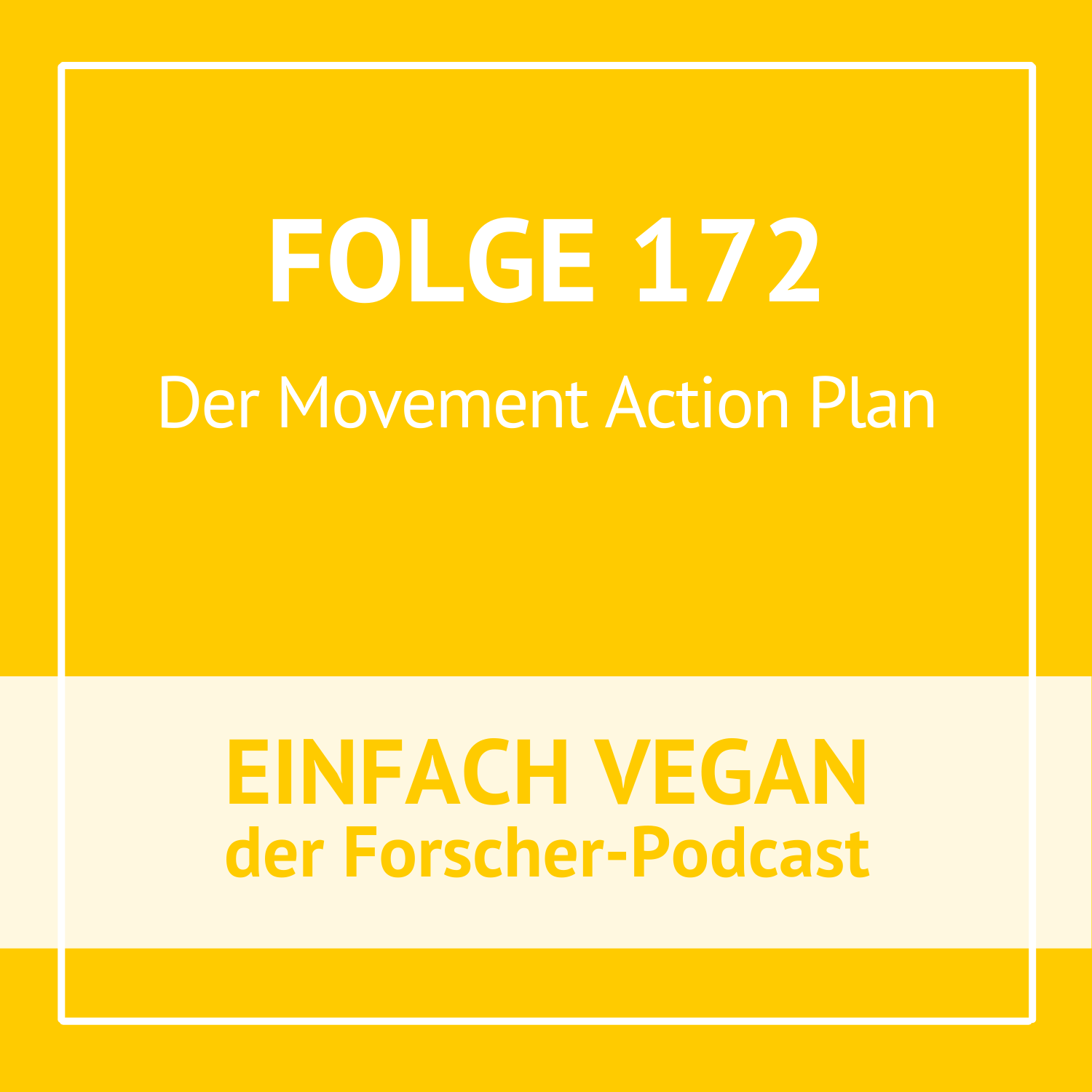 Folge 172 - Movement Action Plan nach Bill Moyer