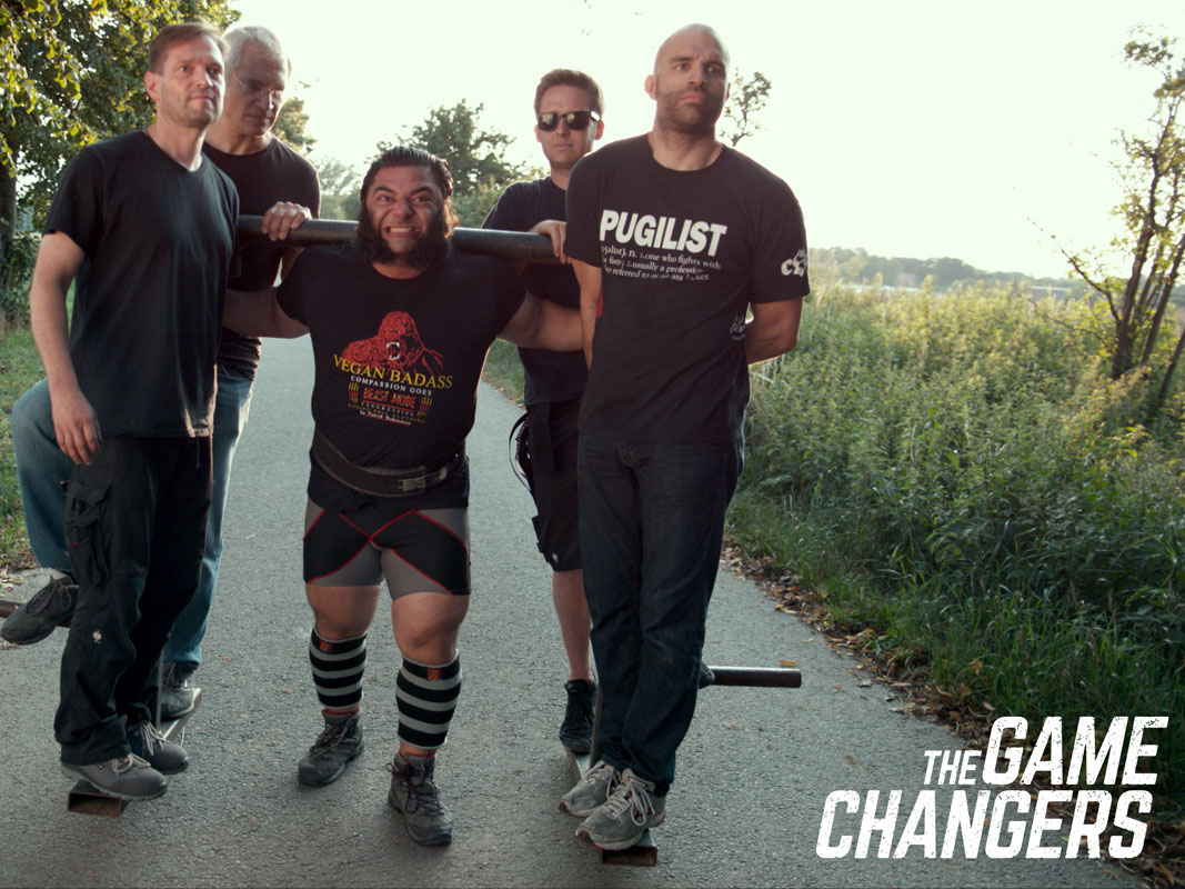 Folge 176 - The GameChangers - vegane Hochleistungssportler*innen